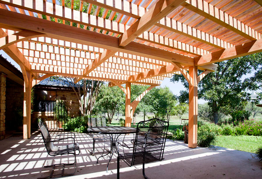 Do It Yourself Home Design: How Much Will A Pergola Cost To Build?