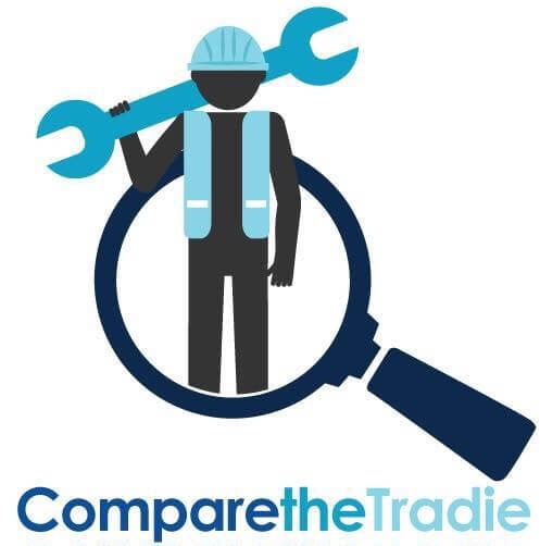 compare the tradie logo